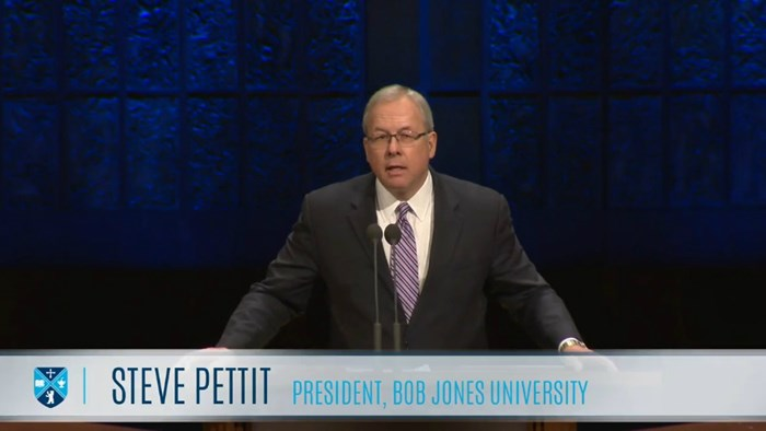 Bob Jones University Apologizes for Failing Sexual Abuse Victims