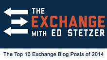 The Top 10 Exchange Blog Posts of 2014