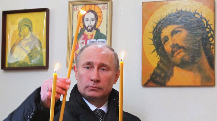 Why Russia's Evangelicals Thank God for Putin