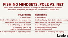Fishing Mindsets: Pole vs. Net