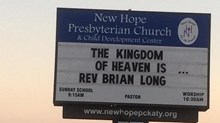 Church Signs of the Week: January 9, 2015