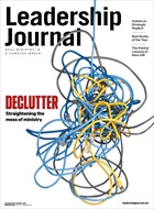 Subscribe to Leadership Journal