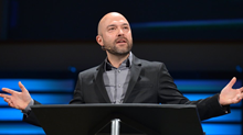Why Joshua Harris Kissed His Megachurch Goodbye