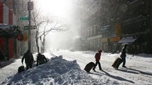 Eleven Books to Help You Embrace the Snow