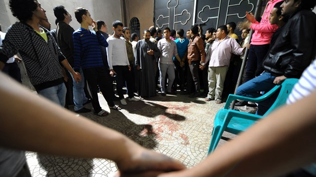 Libya's 21 Christian Martyrs: 'With Their Blood, They Are Unifying Egypt'