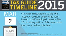 Tax Guide Reminder: March 2015
