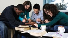 The Healing Power of Small Groups