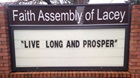Church Signs of the Week: March 6, 2015