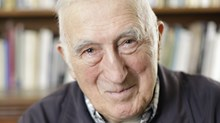 $1.7 Million Templeton Prize Awarded to L'Arche Disability Ministry Founder, Jean Vanier