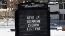 Church Signs of the Week: March 20, 2015