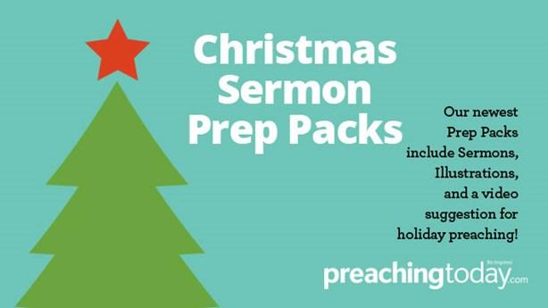 Christmas Sermon Prep Packs