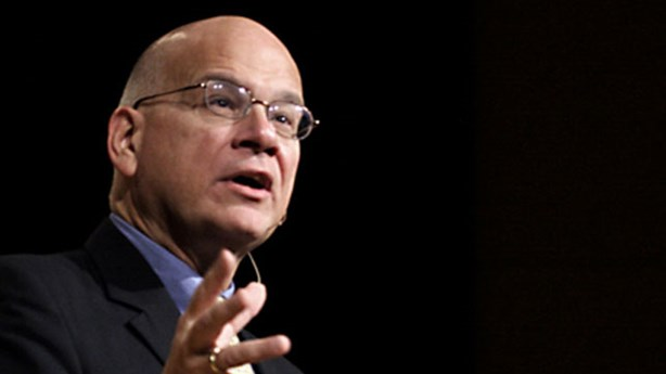 Tim Keller on Work as Service vs. Idolatry