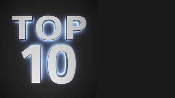 PreachingToday.com's Top Ten Lists