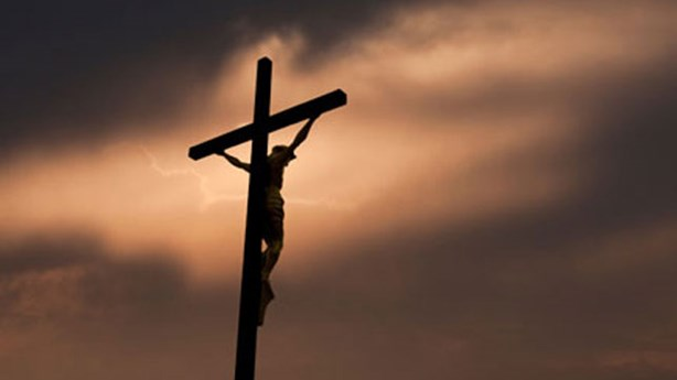 Cross Reveals the World We Have and the God We Have