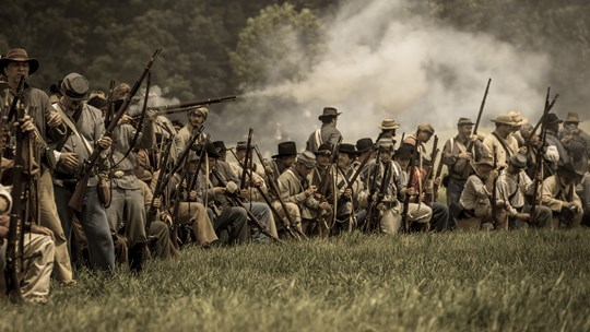 The Civil War Is More Than a Historical Fascination