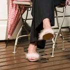 Cue the Demanding Foot Tap