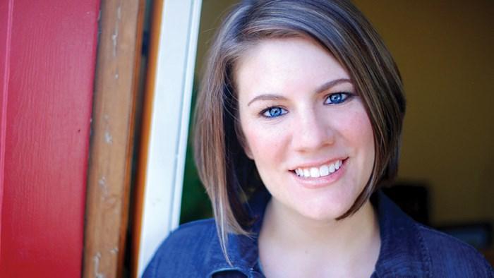 Rachel Held Evans Returns to Church