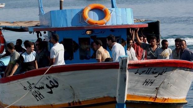 Muslim Migrants Throw Christians Overboard into Mediterranean