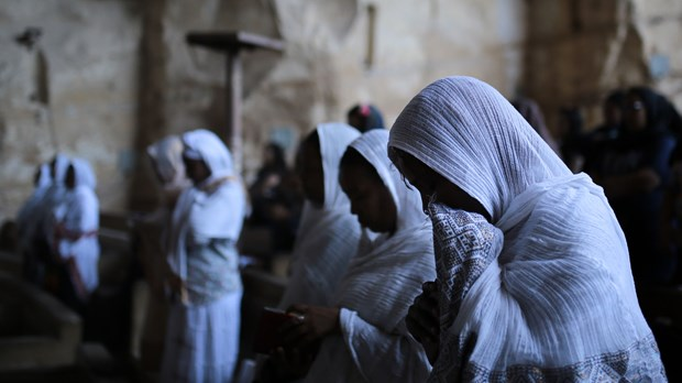 More Martyrs: ISIS Executes Dozens of Ethiopian Christians in Libya