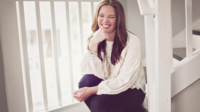 Jen Hatmaker: You Need Less, Not More