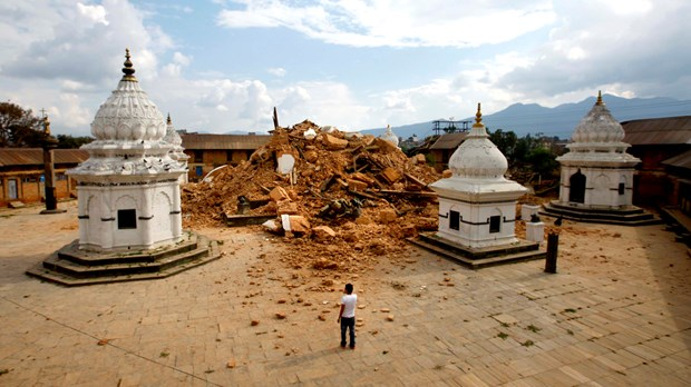 Nepal Earthquake Collapses Churches during Weekly Worship Services