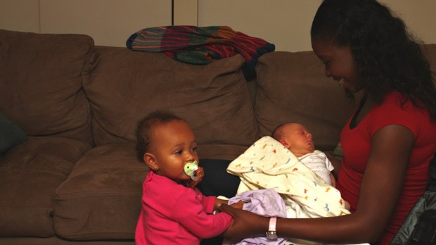 "Becoming the ""New Mommy"""