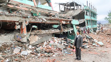 Nepal Christians Return to Worship after Earthquake Turns Churches into Tombs