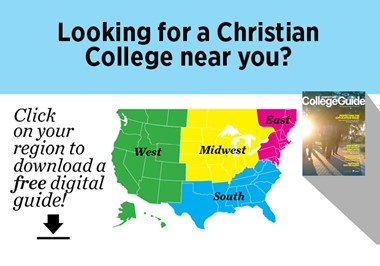 Get a Free Copy of Christian College Guide Magazine