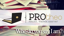 Sunday is for Sermon Research: Who Do You Say I Am?