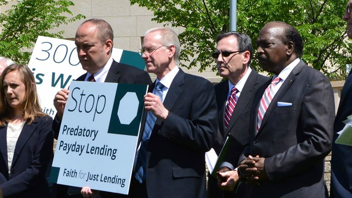 Evangelicals Denounce Payday Lending, Join Fight for New Regulations