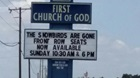Church Signs of the Week: May 29, 2015