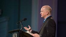 Baptist Seminary President Films Openly Secular Video