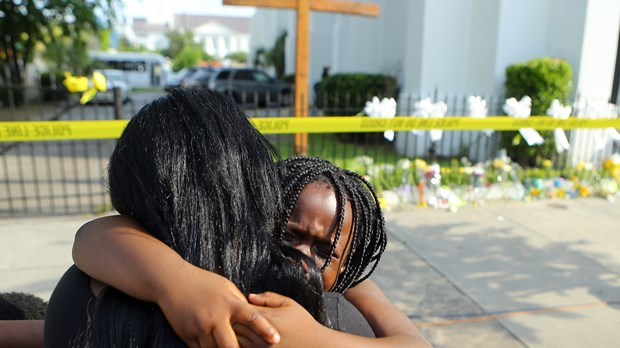 Going Deeper after the Charleston Murders