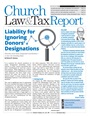 Church, Law & Tax July/August 2015 issue