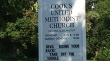 Church Signs of the Week: July 17, 2015
