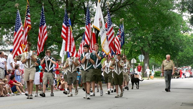 New Boy Scouts Policy • Cross Burnings • Charleston Shooter: News Roundup