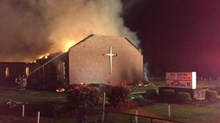 Arsonists Still Love to Burn Churches