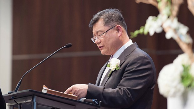 news canadian officials meet pastor sentenced life prison north korea