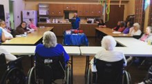 What Vacation Bible School Looks Like in a Nursing Home