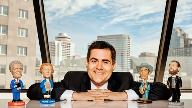 Russell Moore Wants to Keep Christianity Weird