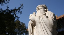 Christian, Meet Confucius