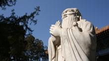 Christian, Meet Confucius