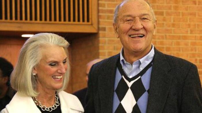 Died: Danny Lotz, 78, Husband of Anne Graham Lotz