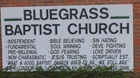 Church Signs of the Week: August 28, 2015