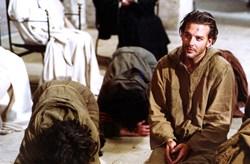Mickey Rourke in 'Francesco'