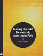 Leading Financial Stewardship Assessment Pack