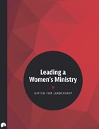 Leading a Women's Ministry Team