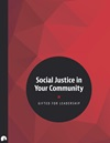 Social Justice in Your Community