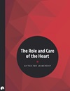 The Role and Care of the Heart