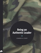Being an Authentic Leader
